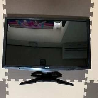 エイサー(Acer)のacer モニター(ディスプレイ)