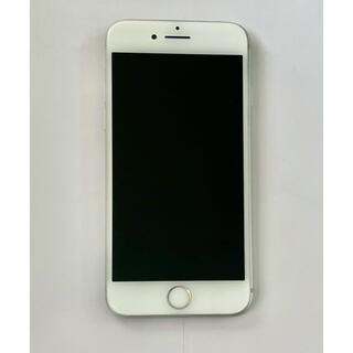 アップル(Apple)のiPhone 8 Silver 64 GB docomo simロック解除済み(スマートフォン本体)