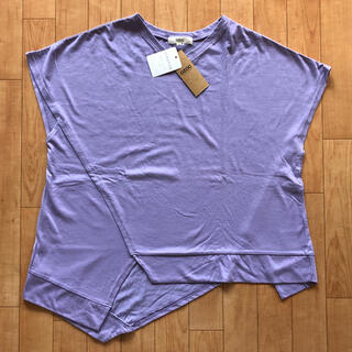 オゾック(OZOC)の【OZOC オゾック】タグ付き新品未使用 Tシャツ(Tシャツ(半袖/袖なし))