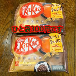キットカット ほうじ茶 1個単価300円