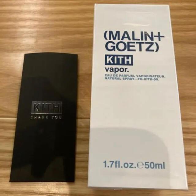 KITH 香水 オーデパフューム キス マリンゴッツ TOKYO treats メンズのファッション小物(その他)の商品写真