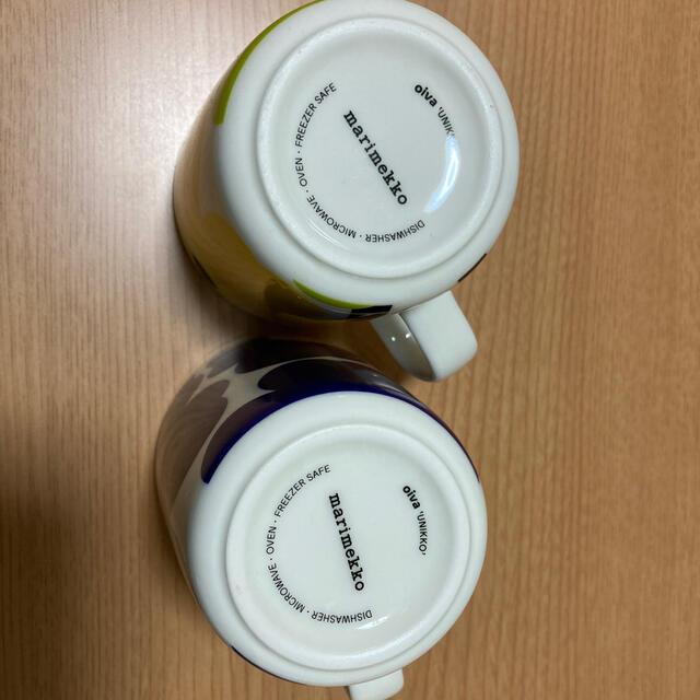 marimekko(マリメッコ)のマリメッコ マグカップ インテリア/住まい/日用品のキッチン/食器(グラス/カップ)の商品写真