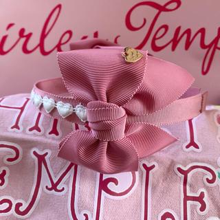 Shirley Temple - シャーリーテンプル🎀三越伊勢丹限定 カチューシャ