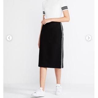 ボーダーズアットバルコニーIラインスカート38サイズ