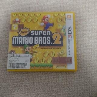 New スーパーマリオブラザーズ2 3DS(携帯用ゲームソフト)