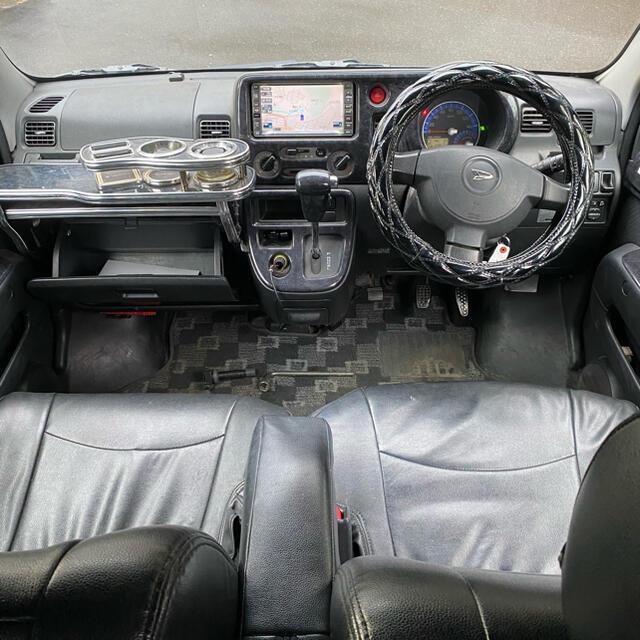 ダイハツ(ダイハツ)のアトレーワゴン カスタムターボRSブラックED 車検2年付き 自動車/バイクの自動車(車体)の商品写真
