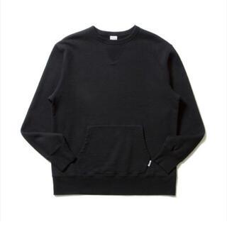 COOTIE - COOTIE/Plain Crewneck L/S Sweatshirt XL