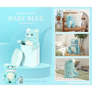 "Muckey Plush ""BABY BLUE"" 新品未開封(その他)"