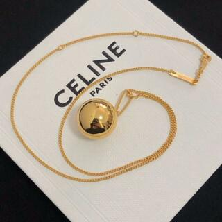 celine - CELINE セリーヌ 綺麗で ネックレス
