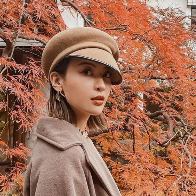 ALEXIA STAM(アリシアスタン)のbae select 同一商品❁¨̮ レディースの帽子(キャスケット)の商品写真