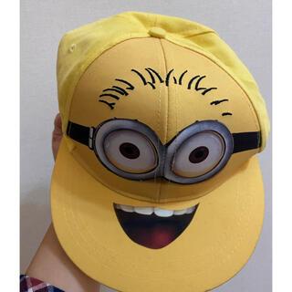 Disney - キャップ ミニオンズ 帽子  コスチューム ディズニー