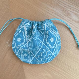 mina perhonen - ミナペルホネンハンドメイド巾着