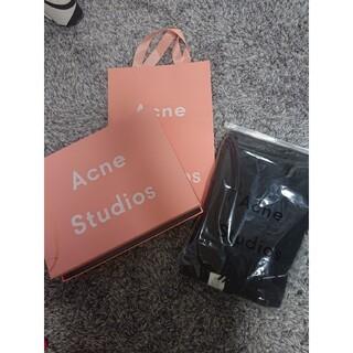 ACNE - Acne Studios(アクネ ストゥディオズ)ストール マフラー