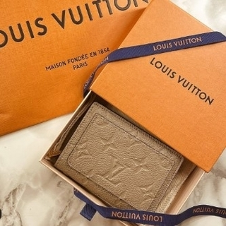 LOUIS VUITTON - 新品(ルイヴィトン)LOUIS VUITTON 国内完売ポルトフォイユクレア