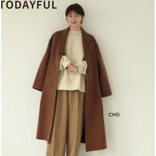 TODAYFUL - 本日限定値下げ トゥデイフル ウールオーバーコート Wool Over Coat