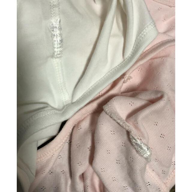 H&M(エイチアンドエム)のあーちゃん様専用☆☆ H&M ベビー キャミソール70 2枚組 キッズ/ベビー/マタニティのベビー服(~85cm)(肌着/下着)の商品写真
