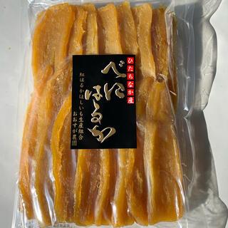 値下げ!まとめ割 最終販売 茨城産干し芋おおすが農園紅はるかA級品1kg