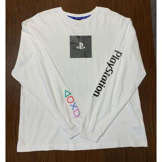 プレイステーション(PlayStation)のプレイステーション ロンT(Tシャツ/カットソー(七分/長袖))
