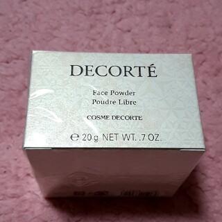 COSME DECORTE - 新品🌷コスメデコルテ♪フェイスパウダー11✨NEWパッケージ✨