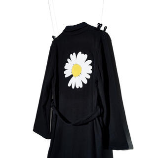 PEACEMINUSONE - (即完売品) PEACEMINUSONE - PMO ROBE #1 BLACK