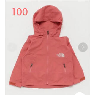 THE NORTH FACE - the north face ウインドブレーカー コンパクトジャケット 100