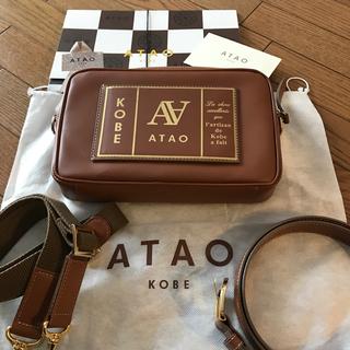 アタオ(ATAO)の✩.*˚アタオ タートル ウエストバック(ショルダーバッグ)