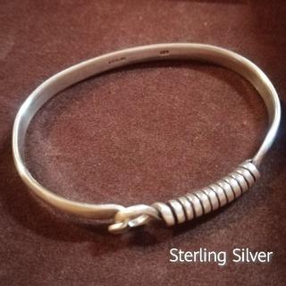 【バングル】Sterling Silver【ブレスレット】