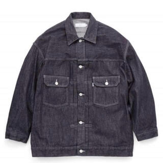 1LDK SELECT - 【Graphpaper】 Colorfast Denim Blouson
