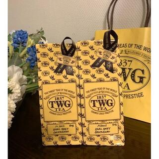 TWGアールグレイジェントルマン茶葉50g袋×2=100gリーフティーTEA(茶)