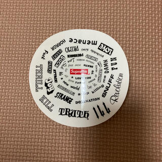 Supreme - Supreme Spiral Sticker
