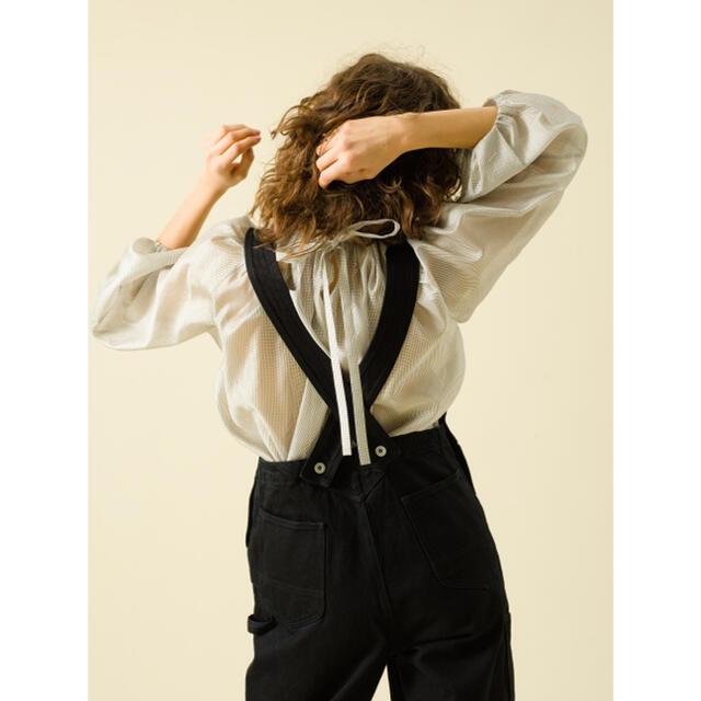 Ron Herman(ロンハーマン)の週末値下げ!ロンハーマン エブール ebure チェック チュニックブラウス レディースのトップス(シャツ/ブラウス(長袖/七分))の商品写真