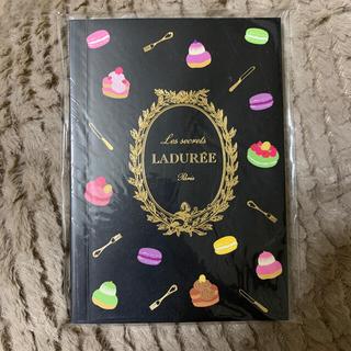 ラデュレ(LADUREE)のLADUREE(ラデュレ )ノートブック A6(ノート/メモ帳/ふせん)