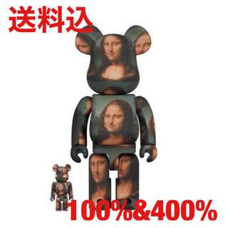 メディコムトイ(MEDICOM TOY)のBE@RBRICK Mona Lisa 100%&400%(その他)
