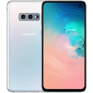 Galaxy - 新品未開封 Galaxy S10e プリズムホワイト
