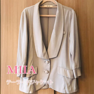 ミーア(MIIA)のMIIA ミーア ジャケット ビジネス 入学式 卒業式(テーラードジャケット)