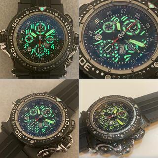 アクアノウティック(AQUANAUTIC)のアクアノウティック 超貴重 スーパーキングクーダ 52mm ビッグケース セット(腕時計(アナログ))