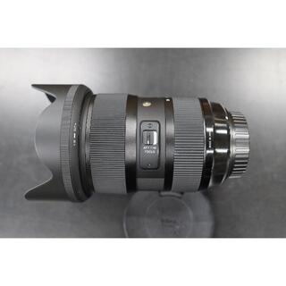 シグマ(SIGMA)の【CANON用】Sigma 24-35mm F2 DG HSM Art(レンズ(ズーム))