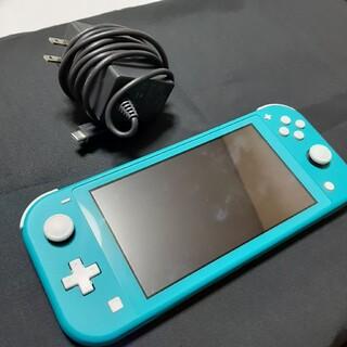 Nintendo Switch - 任天堂スイッチライト Switch Light 本体 充電器付き