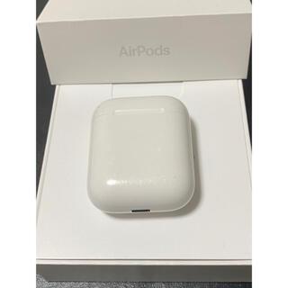Apple - エアーポッズ AirPods 第一世代 充電ケースのみ