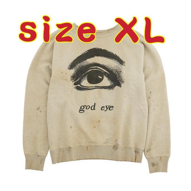 LADY MADE(レディメイド)の【XL】21ss saint michael スウェット readymade細川 メンズのトップス(スウェット)の商品写真
