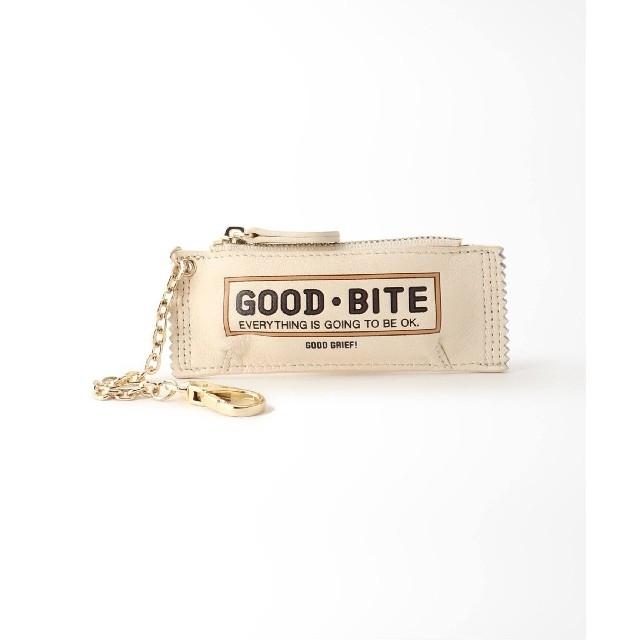 DEUXIEME CLASSE(ドゥーズィエムクラス)のGOOD GRIEF/グッド グリーフ GOOD BITE MINI CASE レディースのファッション小物(キーホルダー)の商品写真