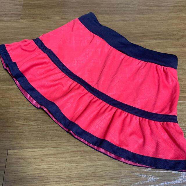 Paradiso(パラディーゾ)のパラディーゾ テニス スコート テニススコート ウェア 試合ウェア 美品 スポーツ/アウトドアのテニス(ウェア)の商品写真