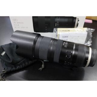 タムロン(TAMRON)の【CANON用】Tamron 70-200mm F2.8 VC G2(レンズ(ズーム))