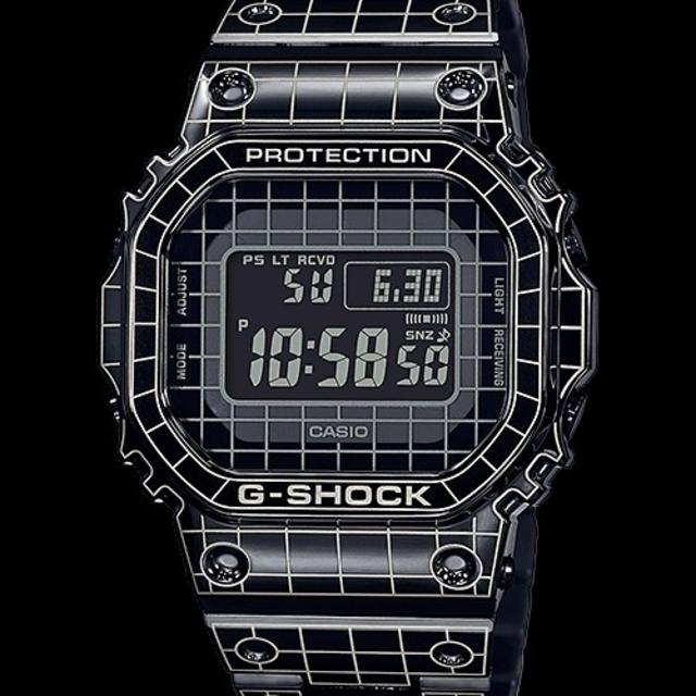 G-SHOCK(ジーショック)のCASIO G-SHOCK GMW-B5000CS-1JR メンズの時計(腕時計(デジタル))の商品写真
