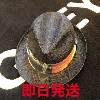ストローハット 麦わら帽子 ハット シュプリーム ニューエラ CA4LA cap