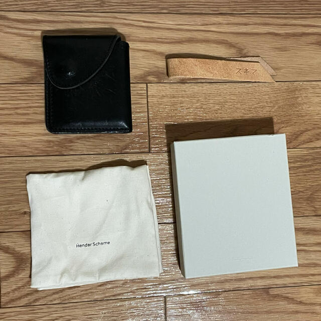 Hender Scheme(エンダースキーマ)のhender scheme 財布 エンダースキーマ メンズのファッション小物(折り財布)の商品写真