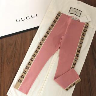 Gucci - グッチチルドレン 新品スパッツ 120