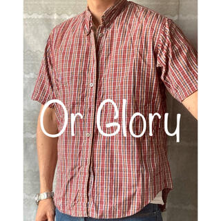 オアグローリー(or Glory)の【Or Glory】shirt, Size:M(シャツ)