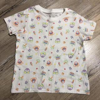 UNIQLO - ユニクロ 半袖Tシャツ トイストーリー 100サイズ