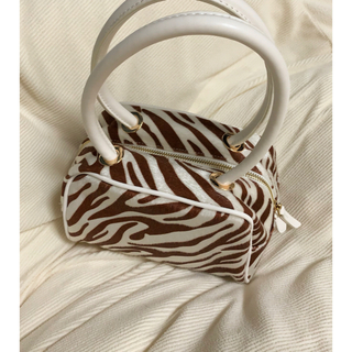 Lochie - bibiy   zebra boston bag